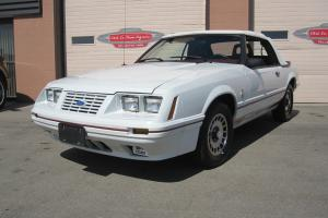 Ford : Mustang GT 350 ANNIVERSARY CONVERTIBLE