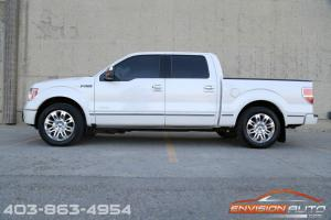 Ford : F-150 Platinum Crew Cab Pickup 4-Door