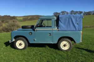"Land Rover Series 3 88"" Pickup Very Original 64,000 Miles 2 Owners"