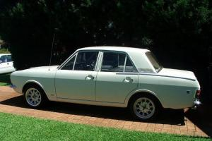 Ford Cortina 440L 1970 4D Sedan 3 SP Automatic 1 6L Carb in Kingswood, NSW