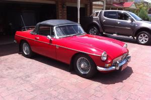 M G MGB Sports 1967 2D Roadster Manual 1 8L Carb Seats 2 in Ferntree Gully, VIC