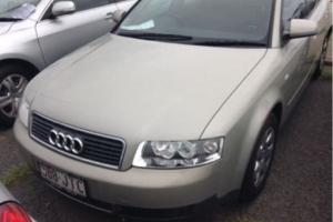 Audi A4 2 0 2003 4D Sedan CVT Multitronic 2L Multi Point F INJ 5 Seats in Langwarrin, VIC