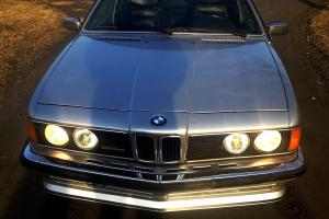 BMW : 6-Series CSI Photo