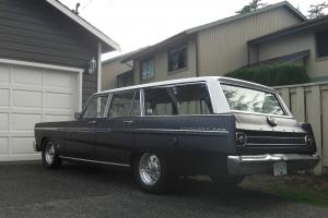 Ford : Fairlane wagon