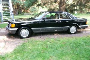 Mercedes-Benz : 500-Series SEC560