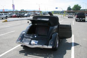 Ford : Other Detachable hardtop