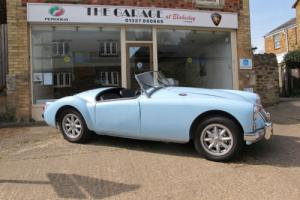 MGA 1489cc 2 door Photo