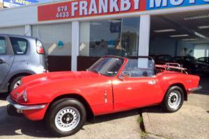 Triumph Spitfire 1275cc Excellent condition , Tax exempt,