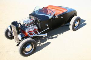 Ford : Model A Roadster