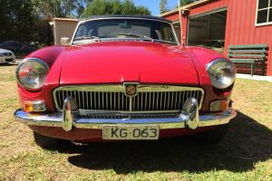 MG MGB Sports Roadster