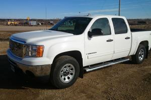 GMC : Sierra 1500 SLE Crew Cab Pickup 4-Door Photo