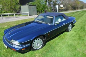 Jaguar XJS Celebration Convertable,