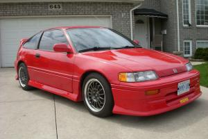 Honda : CRX Si Coupe 2-Door