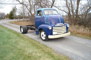 Chevrolet : Other COE
