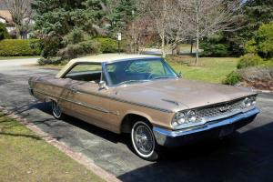 Ford : Galaxie 500
