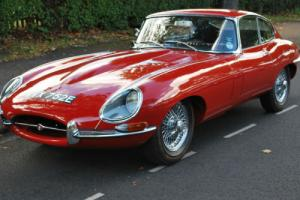 Jaguar 'E' TYPE 4.2 Series one 1967