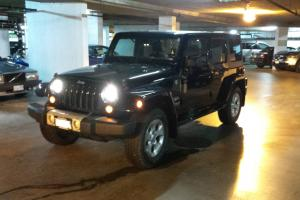 Jeep : Wrangler Sahara Unlimited