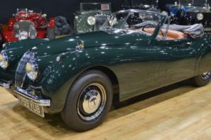 1953 Jaguar XK120 Drop Head Coupe LHD DHC Photo
