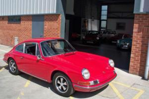 1970 Porsche 911T 2.2 RHD - immaculate car