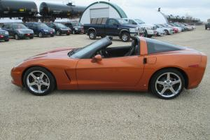 Chevrolet : Corvette Coupe 2-Door