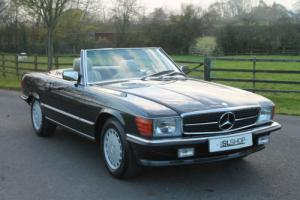 Mercedes-Benz 560 SL | Just 19K Miles | LHD | Euro Bumpers and Lamps