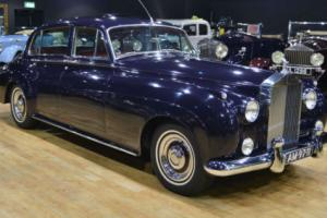 1960 Silver Cloud II Long Wheel Base LHD with Division