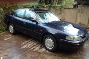 Toyota Camry Conquest 1998 4D Sedan Automatic 3L Multi Point F INJ Seats in Lilydale, VIC