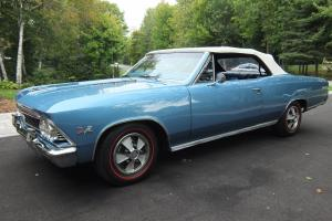 Chevrolet : Chevelle Convertible Photo
