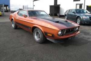 1973 FORD MUSTANG 351 CLEVELAND FASTBACK 5.8 LITRE AUTO 95,000 MILES