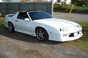 Chevrolet : Camaro Z28 T-TOP