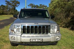 2006 Jeep Commander XH Limited Wagon 7ST 5DR SPTS Auto 5SP 4x4 3 0DT REL MAY in Gosford, NSW