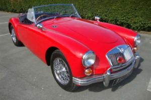 1959 MGA Roadster RHD Photo
