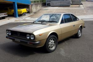 Lancia Beta Coupe 2000 With Aircon Priced TO Sell Manual Suit Alfa Fiat in Miranda, NSW