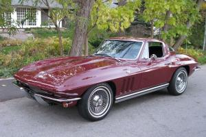 Chevrolet : Corvette Photo