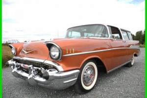 Chevrolet : Bel Air/150/210 Photo