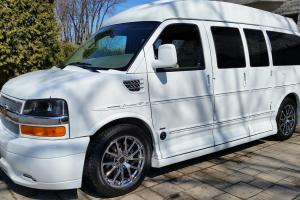 Chevrolet : Express Explorer Limited SE
