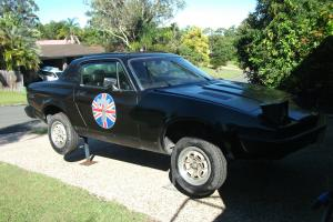 Triumph TR 7 1979 2D Sports Manual 2L Twin Carb Seats in Gold Coast MC, QLD Photo