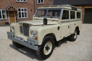 "1980 Land Rover 109"" Station Wagon LHD 2286cc Diesel "" Ideal USA Export """