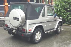Mercedes-Benz : G-Class G320 Photo