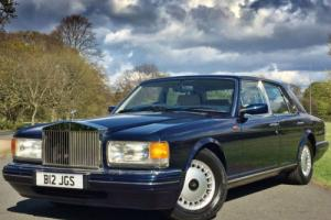 1995 Rolls-Royce Silver Spirit 4 6.8 Automatic MK IV - 1996 Model Year - Photo