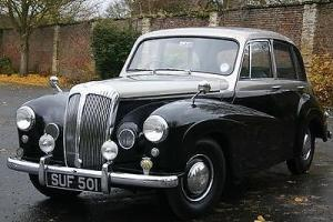 1956 Daimler Conquest Photo