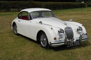 1958 Jaguar XK150 FHC. A lovely presented Jaguar XK Classic Car.