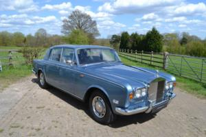 1969 Rolls Royce Silver Shadow I