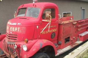 Chevrolet : Other Pickups Cabover COE