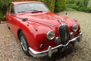 Jaguar MK II classic 3.4 manual witho/d stunning