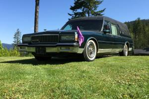 Chevrolet : Caprice Hearse Photo