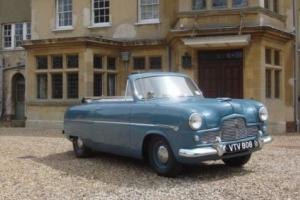 FORD ZEPHYR CONVERTIBLE, mk1 ford consul,zodiac for Sale