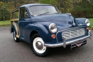 1969 Morris Minor Traveller, Recent refurbishment, lots of new parts!,