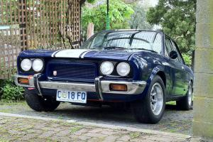 1973 Fiat 124 CC Coupe EX Targa Tarmac Rally CAR in Howrah, TAS