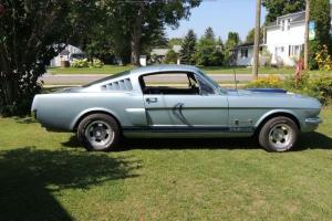 Ford : Mustang FASTBACK GT 350 CLONE